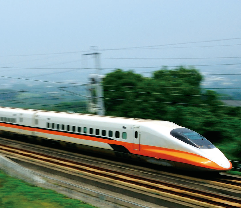 700T trainsets for Taiwan High Speed Rail Corporation - Taiwan