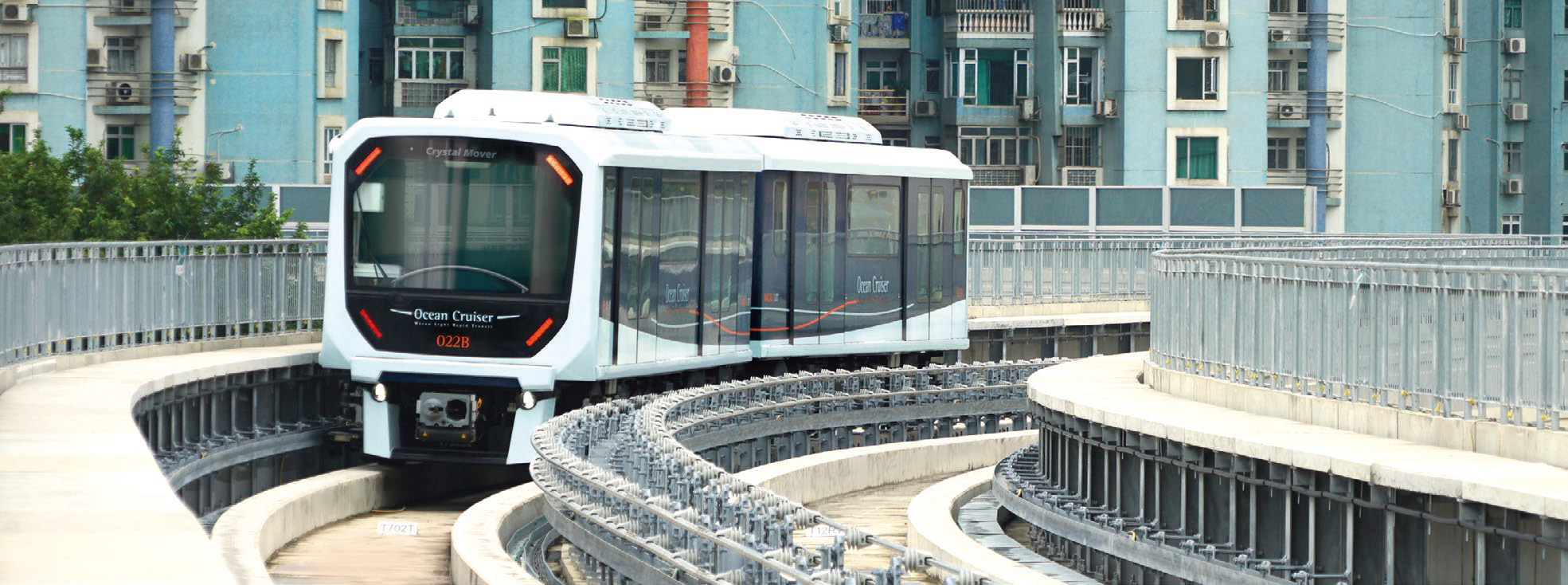Macau Light Rapid Transit (LRT)