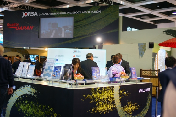 InnoTrans 2014 JORSA reception